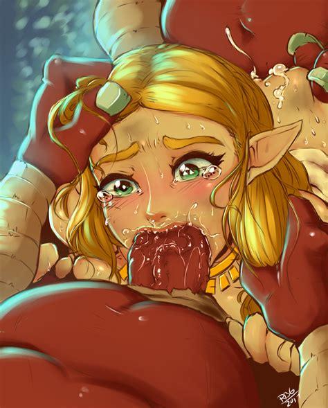Read Zelda Madness Part 3 Botw Princess Zelda Hentai