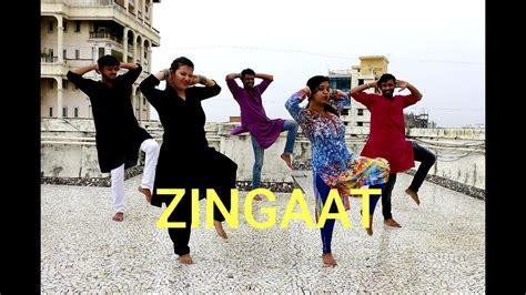 Zingaat Hindi Reaction