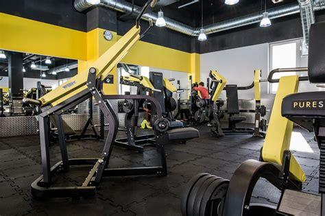 siege fitness park plateau musculation libre fitness park