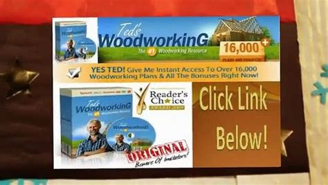 teds woodworking login page member login video dailymotion