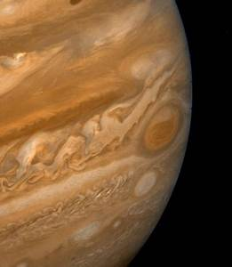 Juno - Jupiter's Great Red Spot - Pictures - CBS News