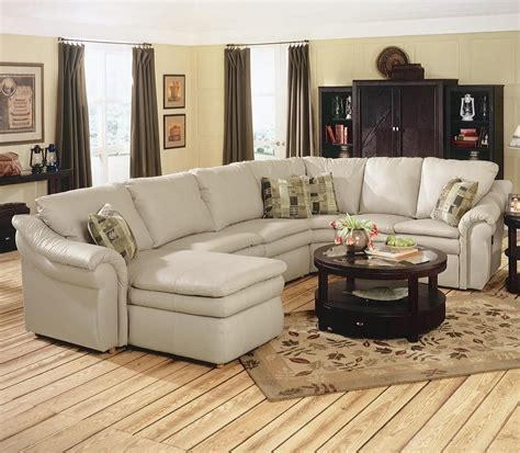 Leather Sectional Sleeper Sofa Recliner by Sleeper Leather Recliner 420 4 Sectional