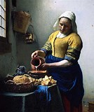 Image result for Vermeer Pouring Milk