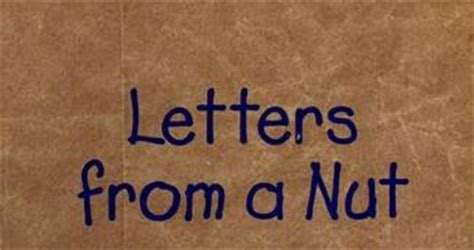 letters from a nut books i ve read minor commentary included letters from 23323