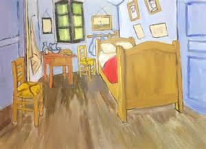 Chambre De Gogh ã Arles by La Chambre 224 Arles Vincent Van Gogh