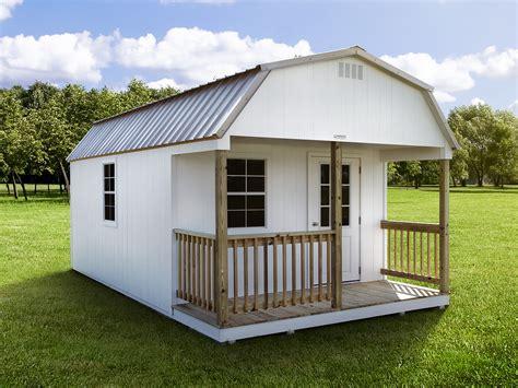 prefab sheds shed woodtex storage buildings jackson modular garden custom kits metal building cabin allstateloghomes rain