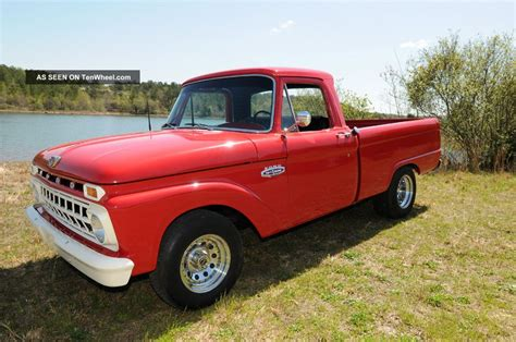 1965 Ford Truck by 1965 Ford F 100 Truck