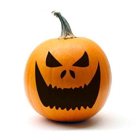 pumpkin faces images jack o lantern face 1 halloween decorations
