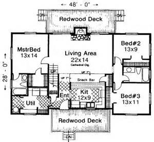 harmonious vacation cabin floor plans sturgeon bay mountain cabin home plan 036d 0045 house