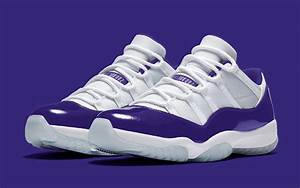 "Air Jordan 11 Low ""Concord"" Coming Your Way this May ..."