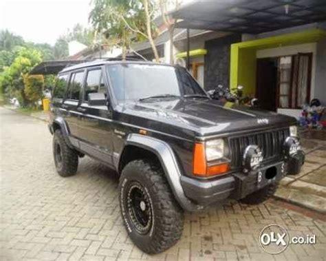 mobil jeep lama mobil bekas jeep cherokee 1996 jeep bekas barang