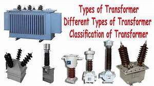 Types Of Transformer Winding
