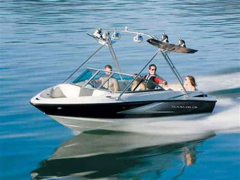 Maxum Boats 1800 Mx by 2007 Maxum 1800 Mx Review Top Speed