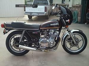 1977 Suzuki Gs 550  Pics  Specs And Information