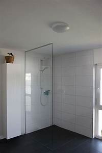 Dusche Mit Glaswand : 10mm sicherheitsglas f r die duschabtrennung aus glas wir bauen dann mal ein haus ~ Orissabook.com Haus und Dekorationen