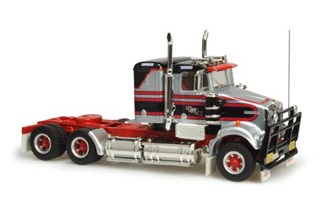 Highway Replicas Freight Road Train Tnt Refrigeration