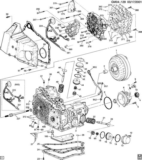 Chevrolet Uplander Connector Wrg Harn Fuse