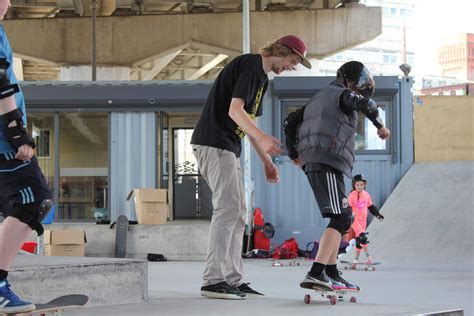 Projekts Indoor Skatepark | Things To Do In England Manchester UK | Your Days Out
