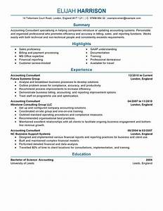 consultant resume examples finance resume samples With consulting resume