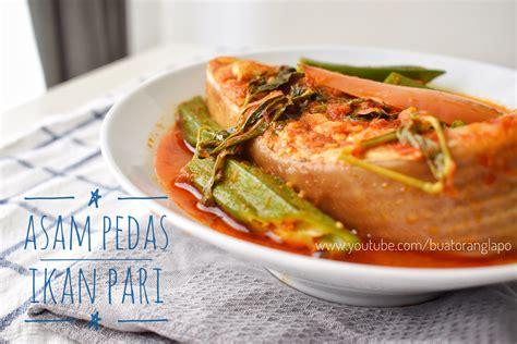 Jom layan resepi yang saya gunakan hari ini. Resipi Asam Pedas Ikan Siakap - Resepi Bergambar