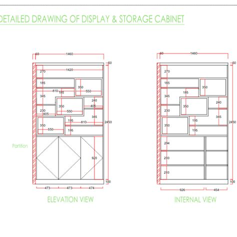 Detail Drawings // All about wardrobes - yianchyi - Dayre