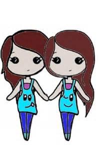 Best Friend Chibi Drawings