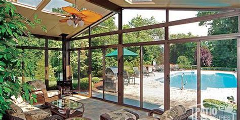 Patio Enclosures Rochester New York by 3 Glass Roof Designs That Let You Create A Beautiful
