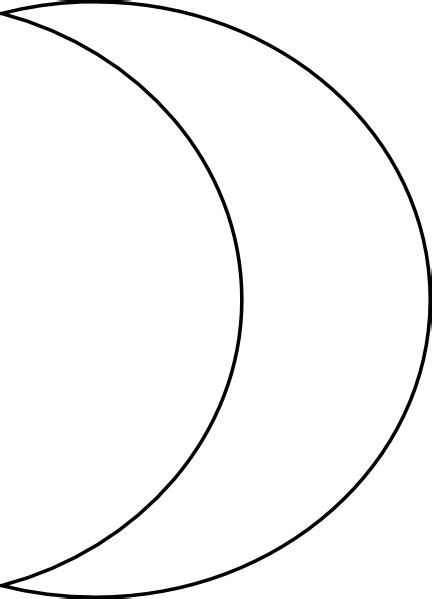 moon clipart black and white moon black and white half moon clipart black and white