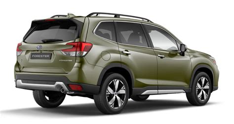 2019 Subaru Forester Debut by New 2019 Subaru Forester Makes Debut Torque