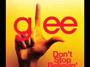 Glee Cast - Don't Stop Believin' (Journey Cover) - Free ...