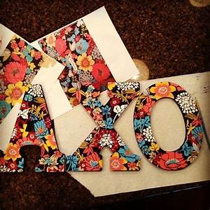 big little crafts big little crafts floral letters With big and little sorority letters