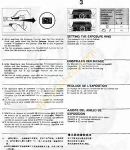 Fuji Ma 1 Instructions For Use Ma1 Ml
