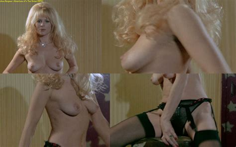 Naked Anna Bergman In Adventures Of A Taxi Driver