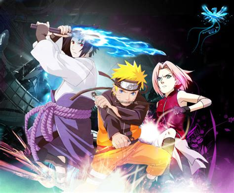 Naruto Shippuuden Images Team 7 ;) Hd Wallpaper And