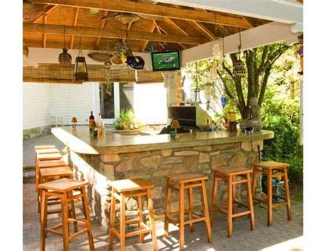 how to plan a kitchen design backyard bar plans though modest in size this outdoor 8830