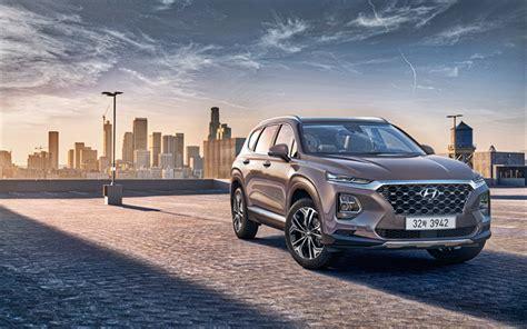 Hyundai Santa Fe 4k Wallpapers by Wallpapers Hyundai Santa Fe 2019 4k Luxury