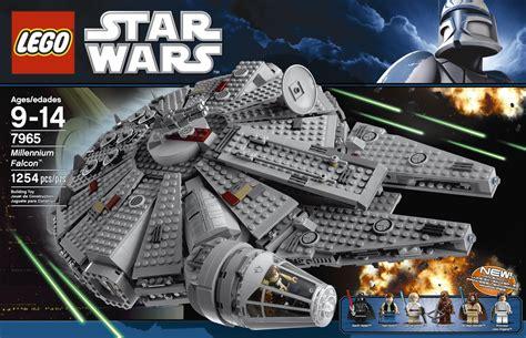The Force Awakens Star Destroyer Wallpaper Lego Star Wars Millennium Falcon Kit 7965 Photo Shoot The Toyark News