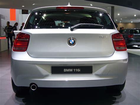 bmw 116i f20 file bmw 116i f20 rear jpg wikimedia commons