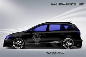 Hyundai I30 Cw : hyundai i30 cw by tobu02 on deviantart ~ Medecine-chirurgie-esthetiques.com Avis de Voitures