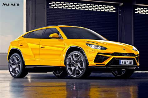 Lamborghini Urus  Spy Pictures And Exclusive Images