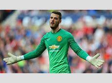 Real Madrid's interest in Man Utd goalkeeper David de Gea