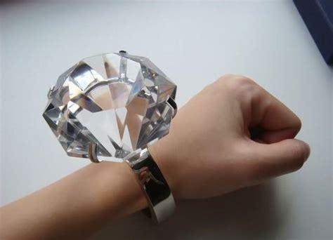 mm super large crystal ringbig diamond ring wedding