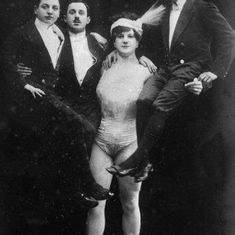 Circus Archives Flashbak