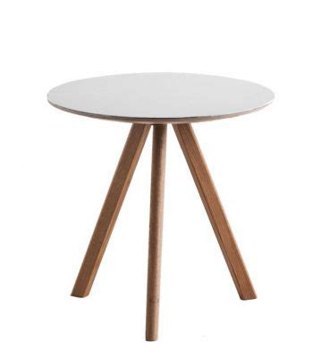 table ronde gamme tic 120 table ronde copenhague cph20 ø 120 plateau lino blanc