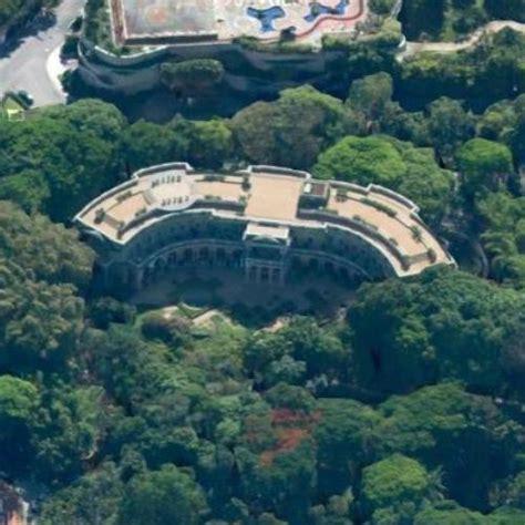 joseph safra mansion brazil google virtualglobetrotting paulo map largest safras source