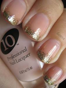 Goose's Glitter: The 12 Days of Christmas Nails: Day 6 ...