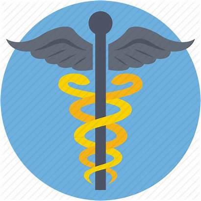 Medical Symbol Asclepius Icon Hermes Caduceus Icons