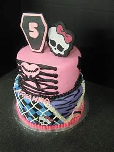 25 Monster High Cake Ideas And Designs EchoMon