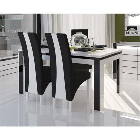 table avec 4 chaises table a manger avec chaise geekizer com