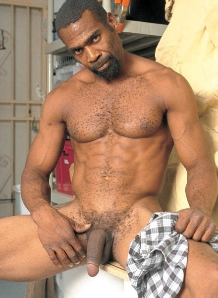 Hairy Black Nude Daddy 3 In Gallery Black Daddies